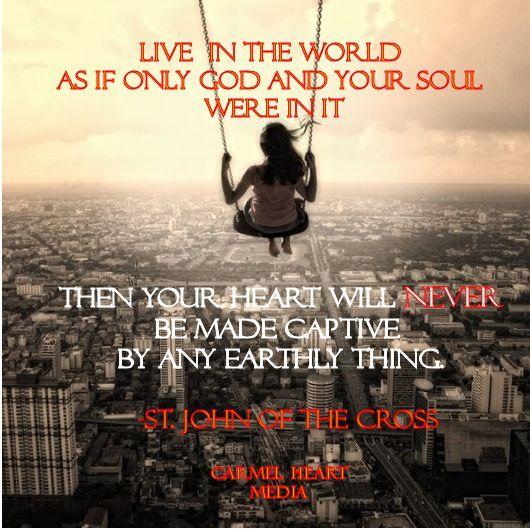 Saint John Of The Cross Quotes. QuotesGram