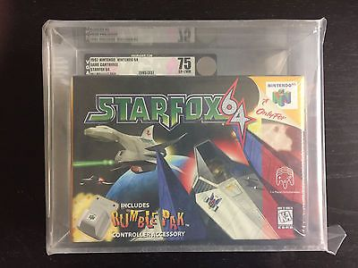 Star Fox Games