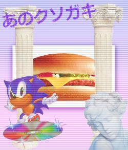 art sonic childhood vintage 90's video games retro rare 1990 sega sonic the hedgehog seapunk arcade games megadrive vaporwave Sega megadrive