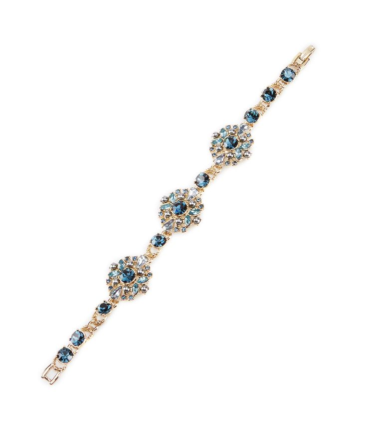Marchesa Moonlight Jubilee Line Bracelet #Dillards