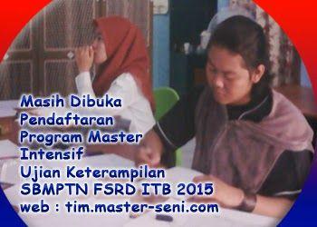 Tim.Master-Seni.com: Masih Dibuka Pendaftaran untuk Program Master Inte...