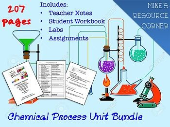 Notes, activities, labs and assignments to teach students about chemical compounds. Step by step instructions on how to name ionic, molecular, polyatomic, and multivalent compounds as well as acids. With worksheets on naming and formulas as well as balancing equations and determine types of reactions.