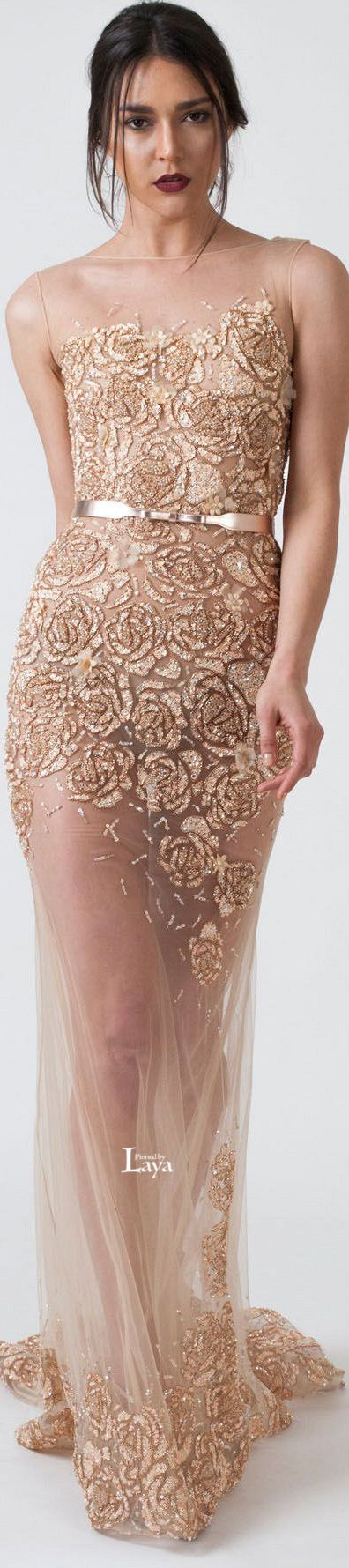 ABED MAHFOUZ S/S 2015 COUTURE If you like this item, please visit…                                                                                                                                                                                 More