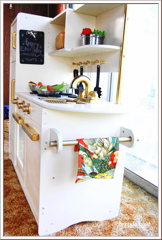 23 Best Kidkraft Play Kitchen Makeover 2016 | Home And House Design Ideas