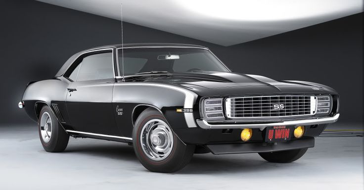 The 1969 Chevy Camaro SS/RS has a coveted 396/375 hp (L-78) option. This was the most desirable powerplant available in the super sport package. How good would you look in this? www.winthecamaros.com