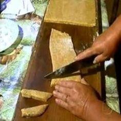 Receita de Torrone (Mandolato do Globo Rural)                                                                                                                                                                                 Mais