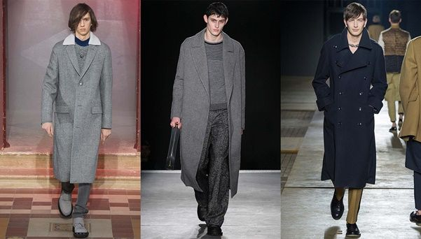 2015 / 2016 Sonbahar-Kış Erkek Modası