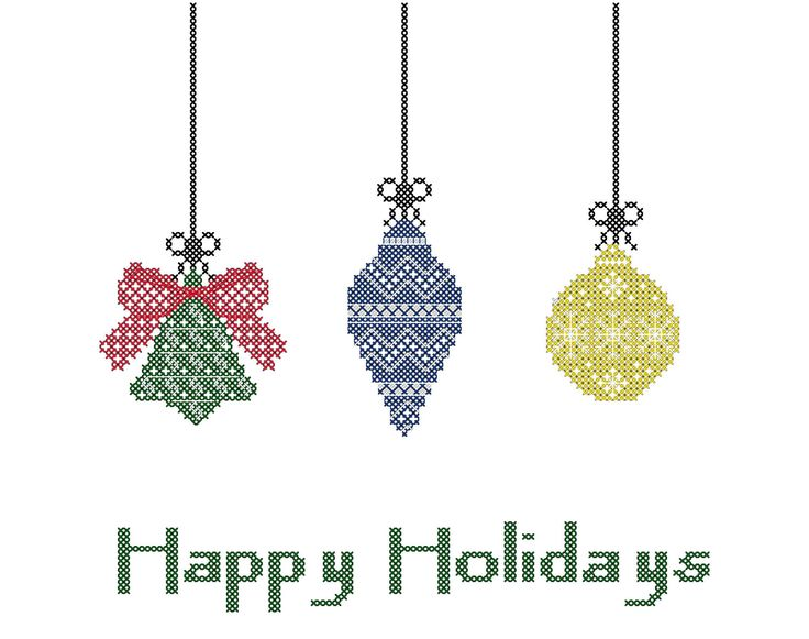 1000+ images about Christmas cross stitch on Pinterest ...