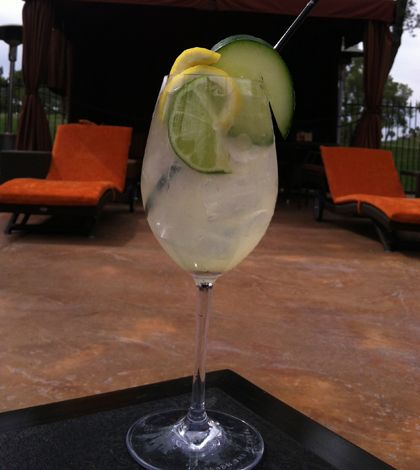 Cool poolside libations need to be, well, cool. Light and fresh on the palate, thirst quenching. Here's one that's both alcohol free and hydrating. Click here: http://frontdoorsnews.com/2013/06/light-side-cocktail/ #arizonaculinary #cocktails #arizona #scottsdale #recipe