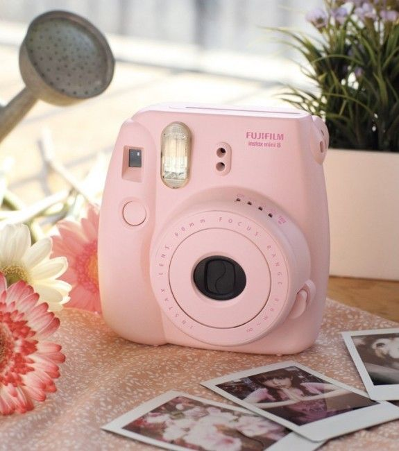 Appareil photo Instax Mini 8 Rose