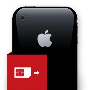 Επισκευή Eject Sim iPhone 3G