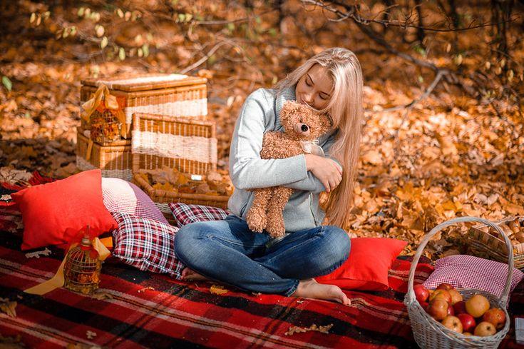 Образы для фотосессии осенью