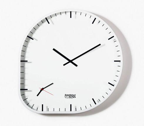 世界を意識した時計。 Two Timer Clock - まとめのインテリア / デザイン雑貨とインテリアのまとめ。