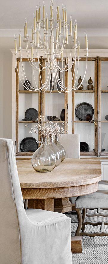 Interior Designer Beth Webb | Dining Room Design Ideas #diningroom