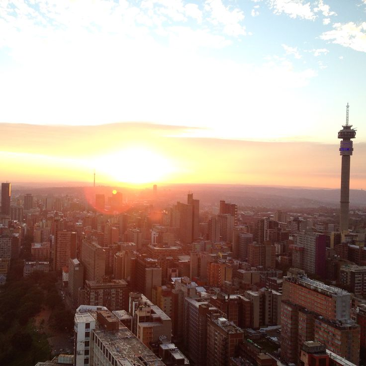 Ponte City, Johannesburg