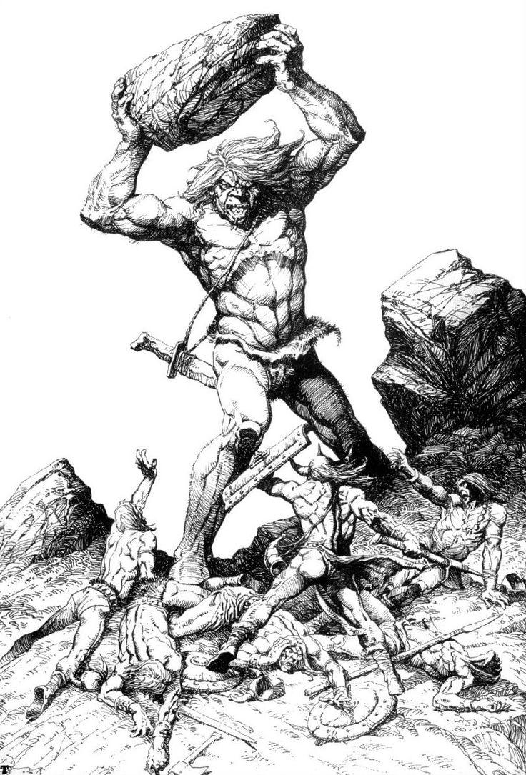 Comic Books Illustration, Fantasy Art, Art