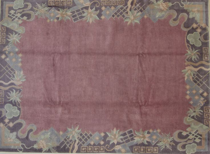 Nepal Teppich 100% Wolle Handgeknüpft 350 x 250 cm Rugs orientar la alfombra