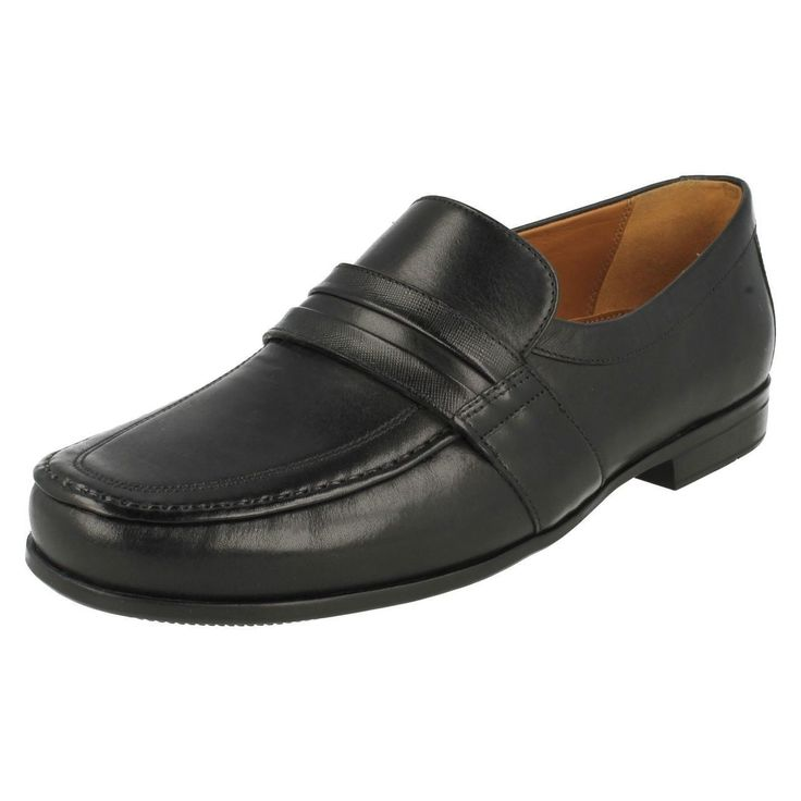 United Footwear - Men's Clarks Smart Slip On Shoes Claude Aston, �59.99 (http://united-footwear.co.uk/mens-clarks-smart-slip-on-shoes-claude-aston/)
