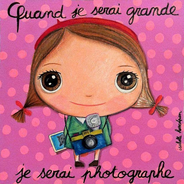 Isabelle Kessedjian: Quand je serai grand, nouvelle collection 2013. (Dessin d'artistes + Tout en rose fuschia)