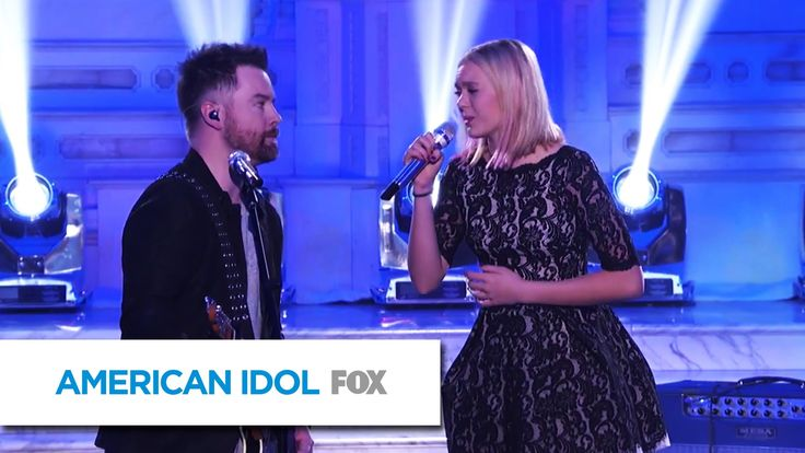 """Olivia's been a long-time fan of David Cook's song, """"Light On."""" Watch as they perform it as a duet. Subscribe now for more American Idol clips: http://idol.l..."""