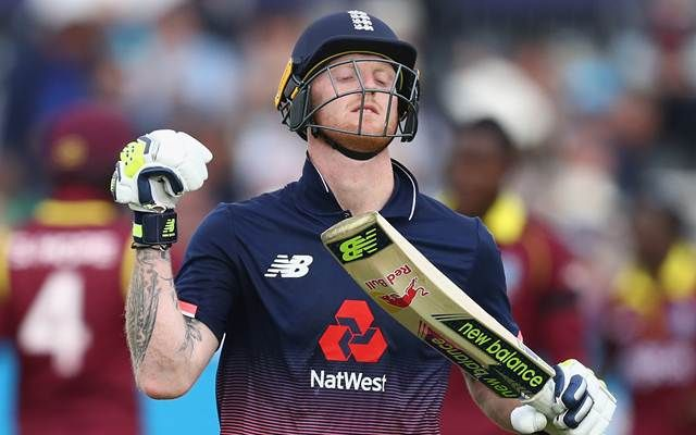Ben Stokes left out of England squad for the ODI series against Australia