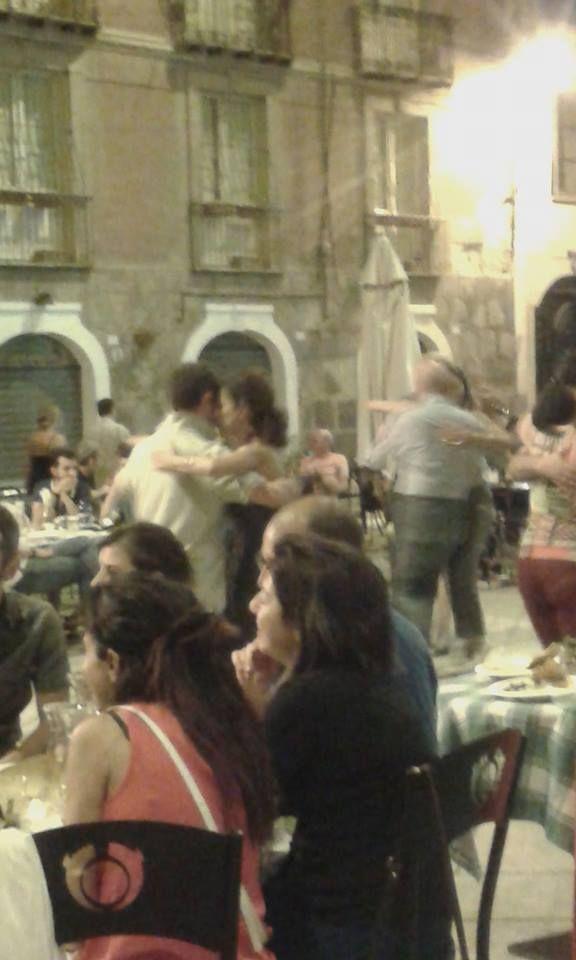 """""""Milonga sotto le stelle"""" a Castello in Festa, Cagliari - Foto e video -   Tacchi Solitari"""