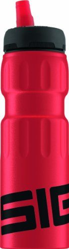 Sigg Dynamic Touch Water Bottle, Red, 0.75-Litre