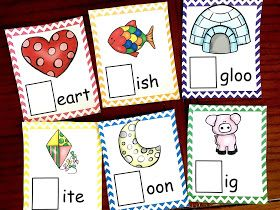 FREE Letter Sounds Alphabet Cards