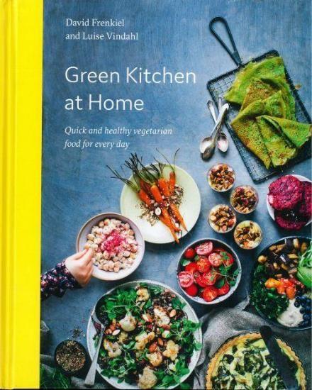 Læs om Green Kitchen at Home - Quick and Healthy Food for Every Day. Udgivet af Hardie Grant Books (UK). Bogen fås også som eller E-bog. Bogens ISBN er 9781784880842, køb den her
