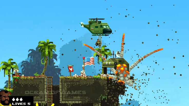 Free Download Broforce
