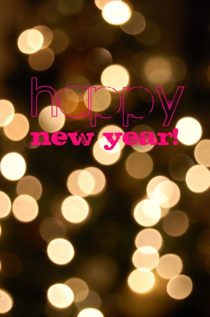 Happy new year☆º•○●★