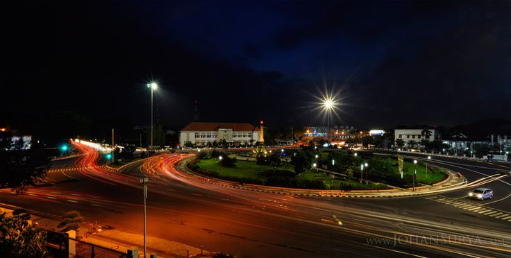Night Shot Kawasan Tugu Muda #Semarang #JawaTengah #JohanSurya