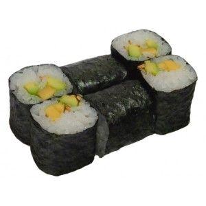 Готовим вегетарианские суши | GG-24