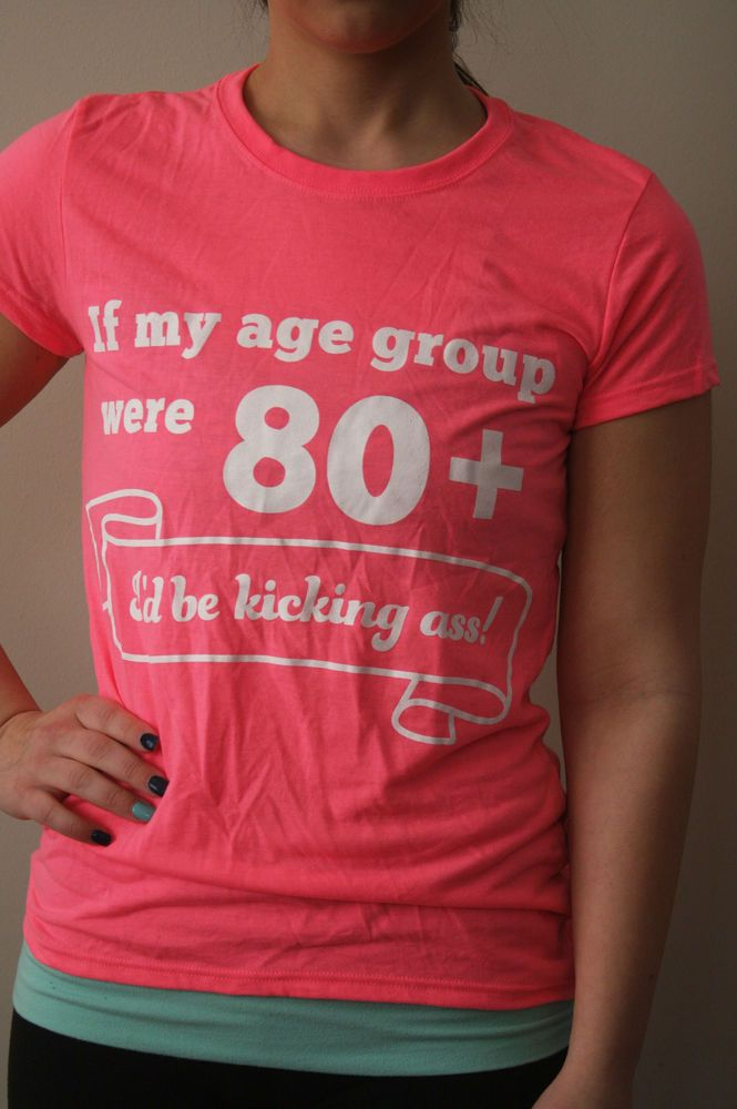 Funny running shirt (and totally true for me!)