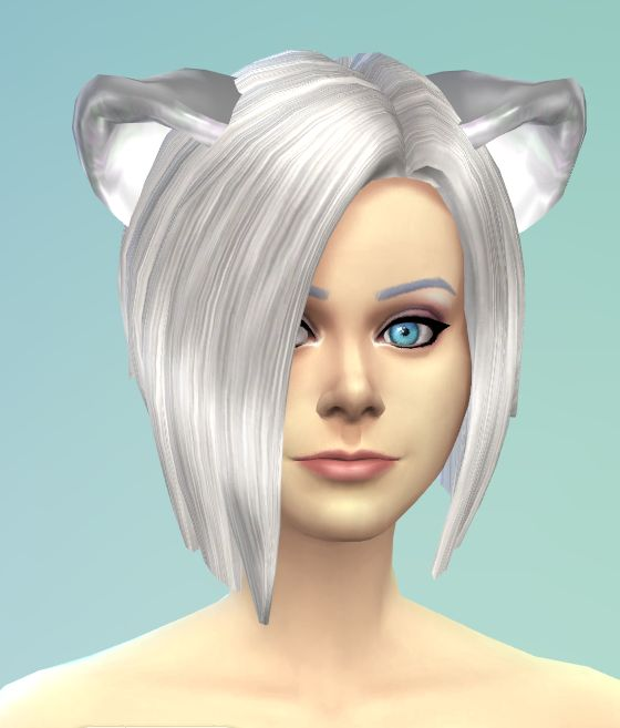 Cat Ears Mods Sims
