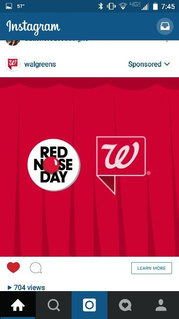 Red nose day 2016 from @walgreens coming soon