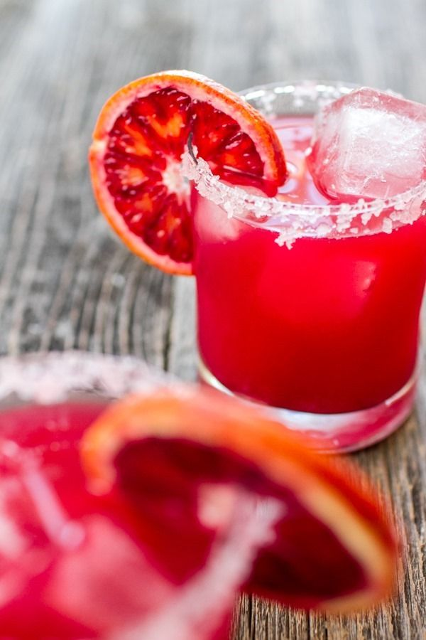 Best 25+ Blood orange margarita ideas on Pinterest | Fresh ...