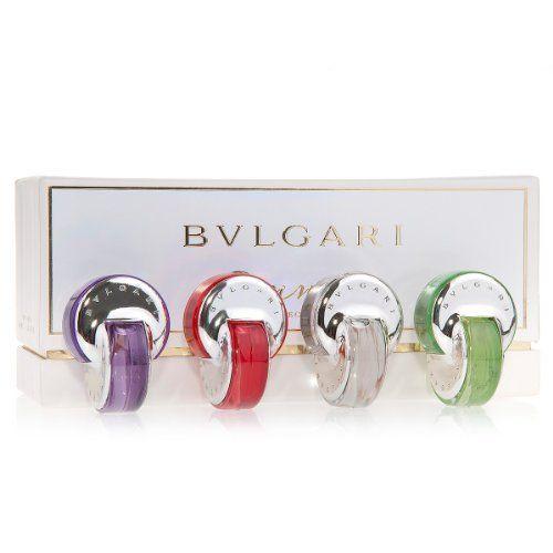 Bvlgari Omnia Miniature Collection 4 Piece Set by BVLGARI. $39.99. Buy Bvlgari Gift Sets - Bvlgari Omnia Miniature Collection 4 Piece Set