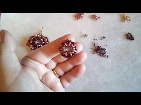 Tutorial Orecchini Tori Vega (30) - YouTube