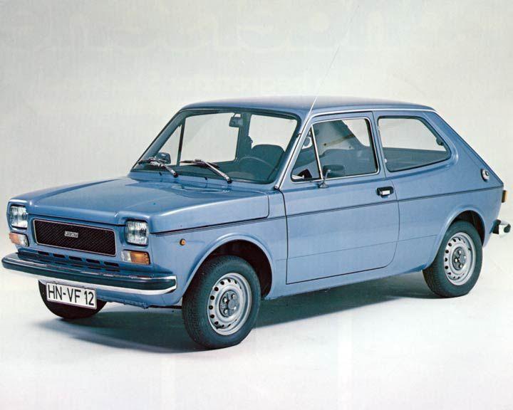 1976 Fiat 127 Luxus