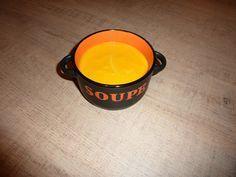 Velouté de Butternut au curry et lait de coco au TM31
