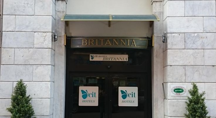 Cit Hotel Britannia Genoa Set in Genoa historic centre, Cit Hotel Britannia is just a few steps away from Genoa Piazza Principe Train Station and from the cruise ships terminal.