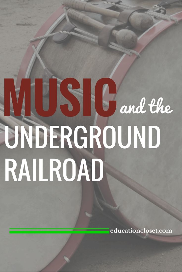 Music & the Underground Railroad