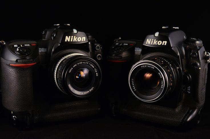 Nikon D2H & D2Hs