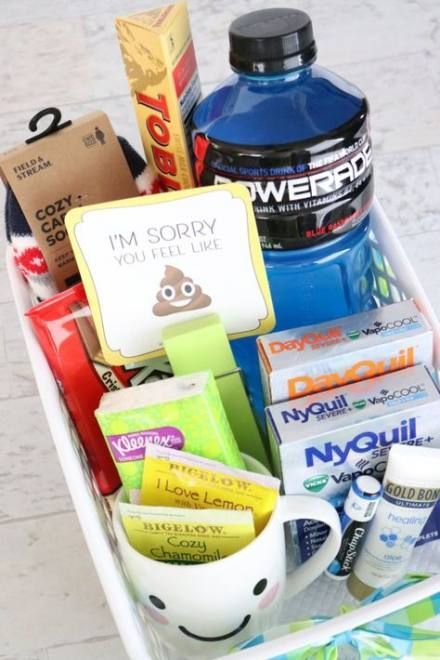 Diy Gifts Brother From Gifts For Brother From Sister Diy Awesome 17 Ideas In 2020 Get Well Gift Baskets Get Well Gifts Wellness Gifts