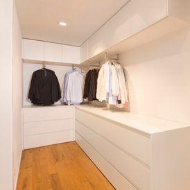 Modern Closet by mo+ architekten