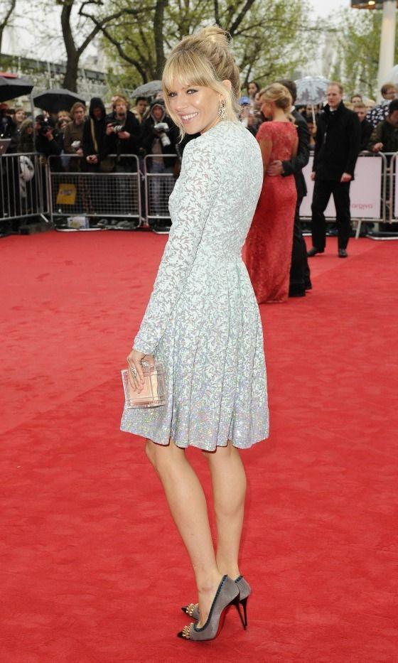 SIENNA MILLER- BAFTAS 2013