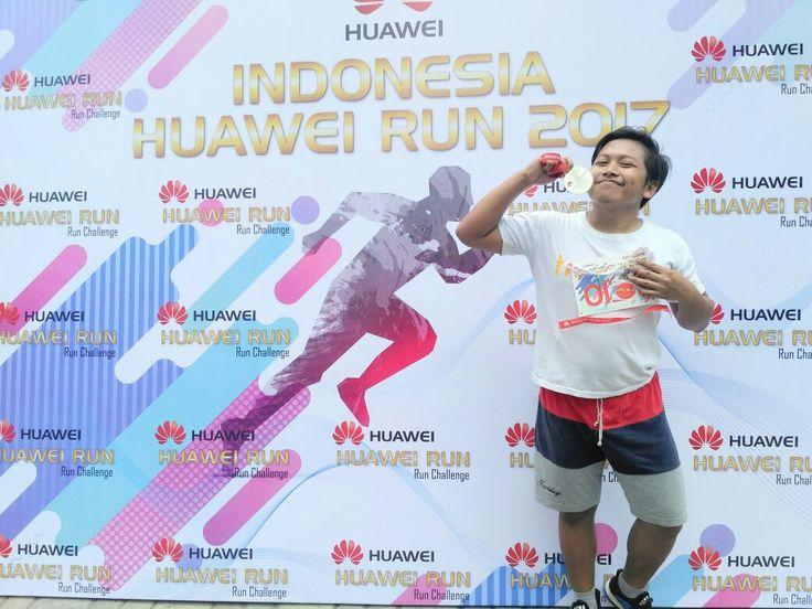 Indonesia Huawei Run