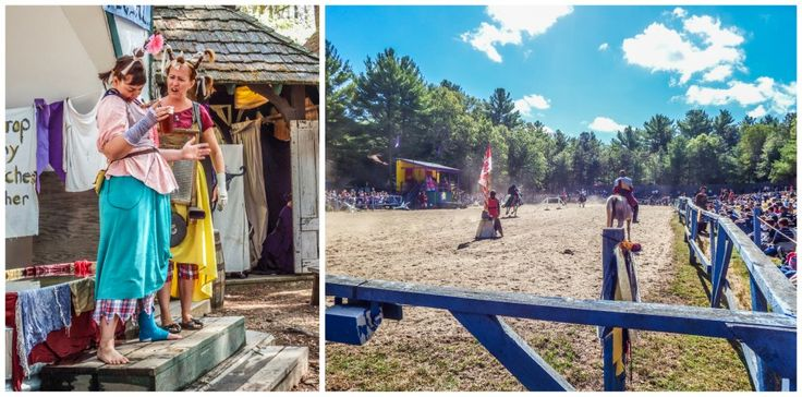 King Richard's Faire // Why Life in a Medieval Princess Gown Doesn't Suck – My Wanderlusty Life