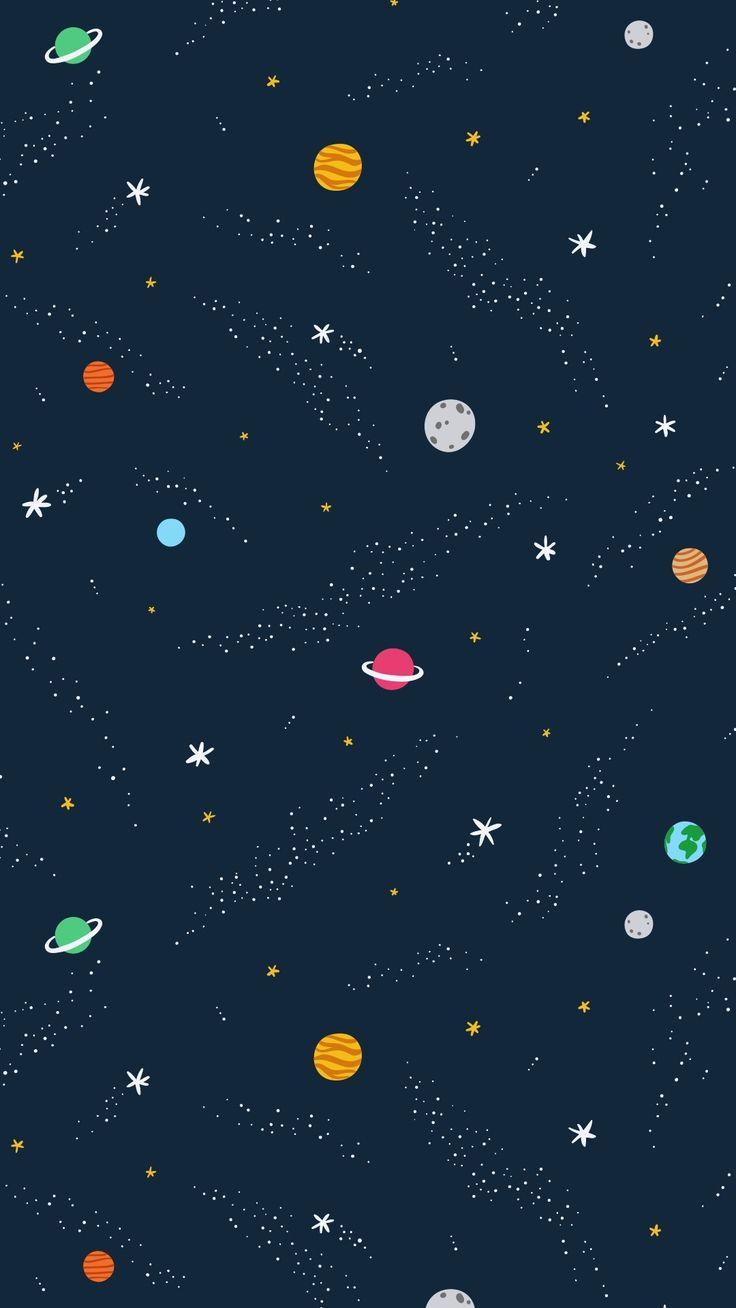 Wallpaper - planetas